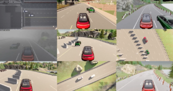 The ADAS and AV toolchain from Humanetics and Fortellix bridges the gap between the virtual and physical test worlds