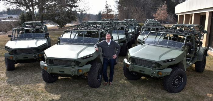 Rick Kewley is appointed new executive chief engineer, GM Defense