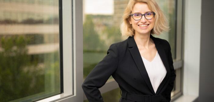 Sophie Duzelier, VP for powertrain system design, Groupe PSA
