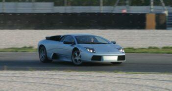 Valentino Balboni, former chief test driver, Lamborghini