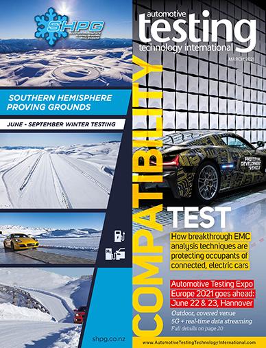 Automotive Testing Technology International Magazine March 2021