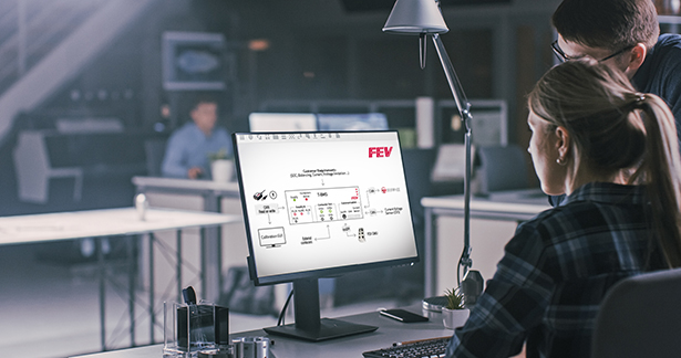FEV has developed a test interface that streamlines battery module analysis