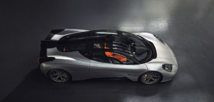 Prototypes of Gordon Murray's T.50 supercar are now in testing