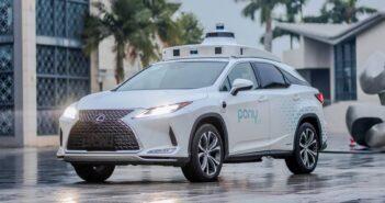 Pony.ai begins fully driverless testing in California