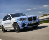 BMW begins on-road testing of i Hydrogen Next prototypes