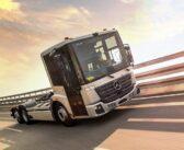 Mercedes-Benz Trucks continues eEconic testing