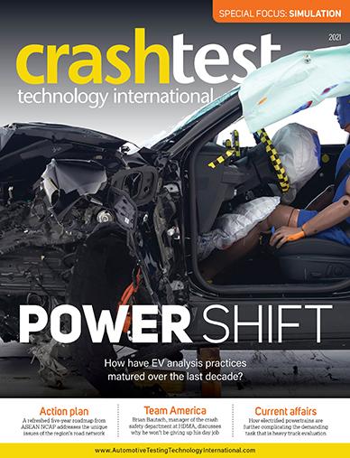 Automotive Testing Technology International Magazine June 2021