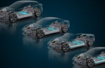 WAE combines its new EVX modular electric vehicle platform with Italdesign's vehicle design and turnkey development expertise