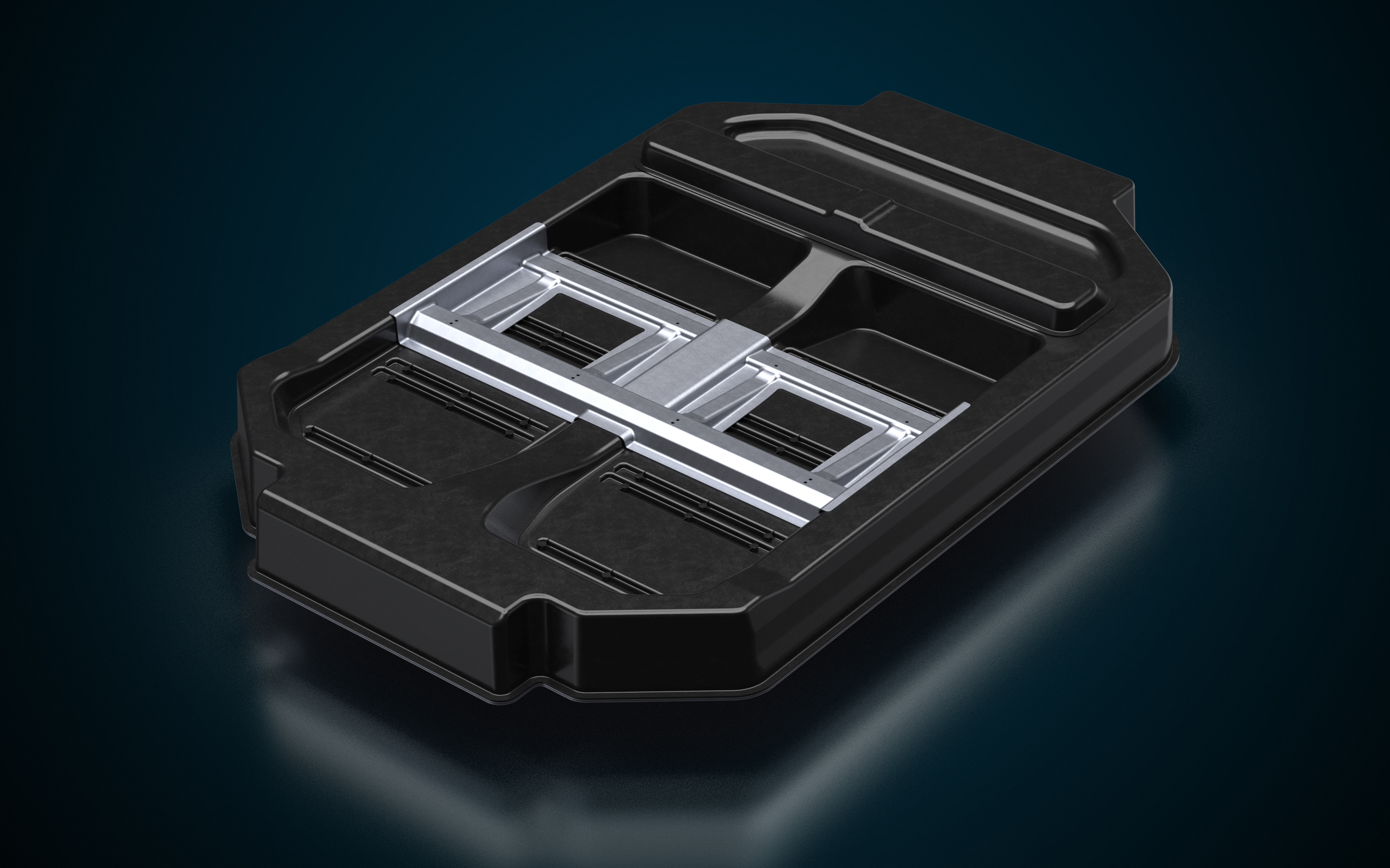 Featuring a composite structural battery, EVX provides the platform to deliver vehicles with competitive weight and chassis stiffness, according to WAE