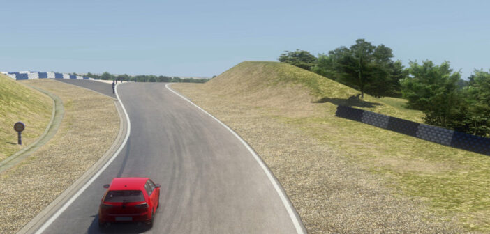 Applus+ Idiada proving ground 'digital twin' developed by rFpro for vehicle simulation