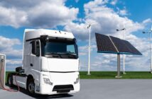 Ricardo has won government funding to develop electric truck technology