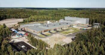 The Northvolt tech facility in Västerås, Sweden will be expanded into a battery development eco-system