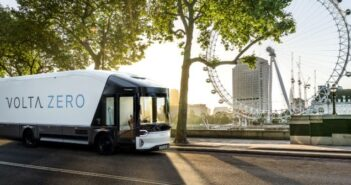 Volta Truck in UK recruitment drive; deploys prototypes in London