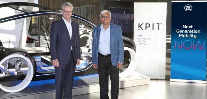ZF and KPIT to build automotive middleware solution